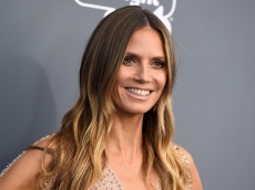 Heidi Klum Is Blown Away By How Much Daughter Leni Klum Looks Like Her in This New Modeling Footage