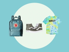 Zappos' Back-to-School Section Makes Shopping for Cool Kids Clothing, Shoes & More a Breeze