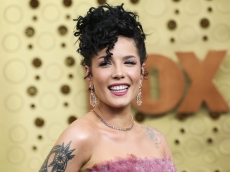 Halsey Celebrated World Breastfeeding Week with a Candid Photo Featuring Baby Ender