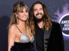 Heidi Klum Looks So Loved Up in These 2nd Anniversary Photos With Husband Tom Kaulitz