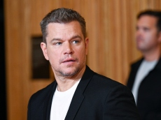 Matt Damon's Daughter Is Probably Explaining Why He Shouldn't Have Told That F-Slur Story Right Now