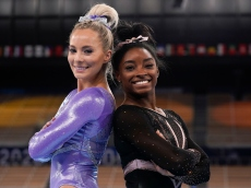 MyKayla Skinner Hints That Olympics Viewers Might See Simone Biles Compete This Week