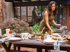 Padma Lakshmi's Berry Pie Doubles as a Sweet Treat & A Quick, Delicious Breakfast