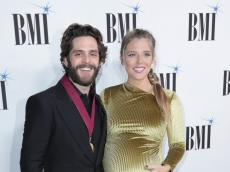 Thomas Rhett & Lauren Akins' Sumptuous Nashville Home Is Giving Us Serious Design Envy — See Photos!