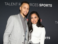Ayesha & Stephen Curry Renewed Their Wedding Vows With the Help of Their 3 Kids