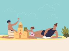 Family Honeymoons Are a Thing Now — Here's Why I Brought My Kids On Mine