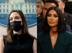 Celebrities at the White House: Angelina Jolie, Kim Kardashian & More Who Met With U.S. Presidents Through the Years