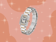 How to Get the Cartier Watch Princess Diana Passed Down to Meghan Markle for a Fraction of the Cost