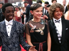 18 Times Celebrity Kids Ruled the Emmys Red Carpet Over the Years