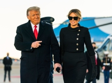 Melania Trump's Reported Reaction to Leaving the White House Suggests She Really Did Care After All