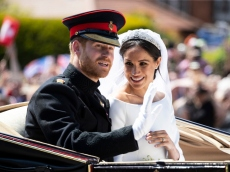 The Queen Reportedly Did Clash With Meghan Markle Over Her Wedding Tiara Choice After All