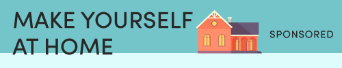 Rocket Mortgage Make Yourself at Home