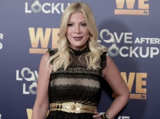 Tori Spelling Shared the Cutest Throwback Photos With Legendary Mom Candy Spelling For Her Birthday