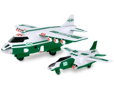 Hess Just Released a Toy Cargo Plane & Jet for Little Aviation Lovers