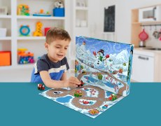 This Fisher-Price Thomas & Friends Advent Calendar Is On Track to Sell Out Fast
