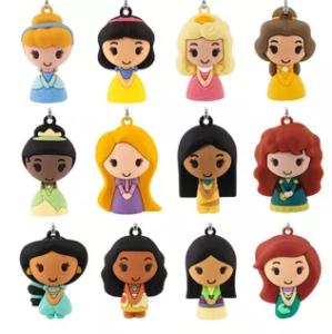 Target Disney Princess Ornament Countdown