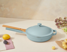 This Oprah-Loved Cookware Brand Just Dropped the Prettiest New Color — & It's the Perfect Holiday Gift