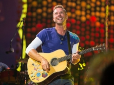 Chris Martin's Children May Be Following His Footsteps & We're Loving It
