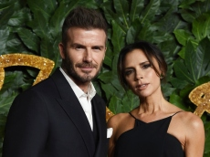 Victoria & David Beckham's 16-Year-Old Son Cruz Looks So Much Like Dad In This New 'Autumnal' Photo