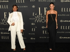 Demi Moore, Halle Berry, & More Dazzling Looks From the ELLE Women in Hollywood Red Carpet