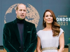Kate Middleton Dazzled At The Earthshot Prize Awards Green Carpet — And People Are Buzzing Over Her Gown