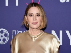 Molly Ringwald's Daughter Adele Made a Rare Red Carpet Appearance Looking Just Like Her Mom