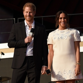 Prince Harry, the Duke of Sussex,