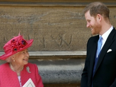 Prince Harry Is Reportedly Scared He Won't Get to Say Goodbye to the Queen Amid Her Recent Health Scare