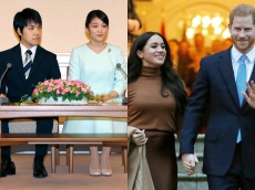 Princess Mako, Prince Harry, & More Royals Who Married Commoners Over the Years